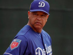 Los Angeles Dodgers Dave Roberts
