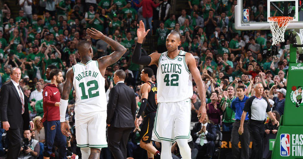 Brad Stevens Praises Al Horford As 'Anchor' Of Celtics' Elite Defense