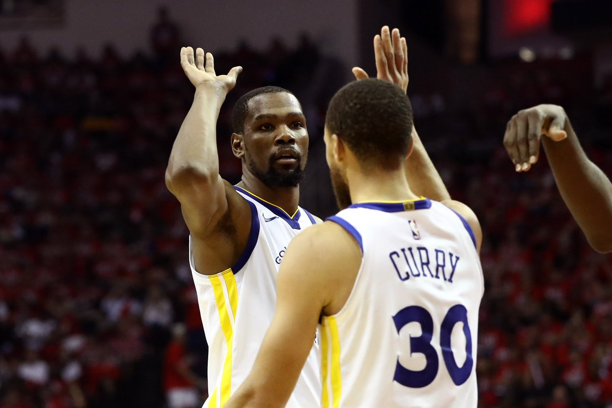 Steve Kerr says Warriors 'definitely threatened' by Rockets