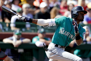 Seattle Mariners Dee Gordon