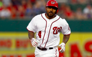 Washington Nationals Howie Kendrick