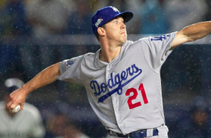 Los Angeles Dodgers Walker Buehler