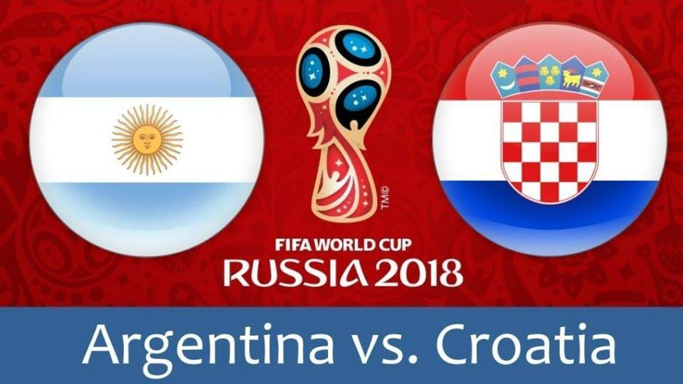 Argentina vs Croatia