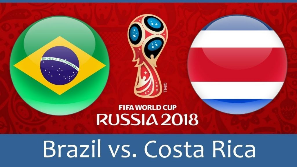 brazil vs costa rica betting picks 2018 fifa world cup