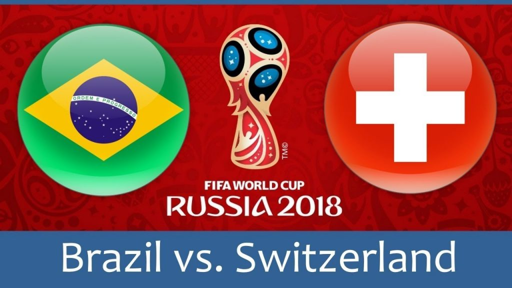Brazil vs Switzerland