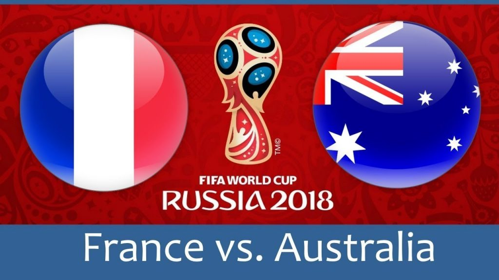 France vs. Australia Betting Picks 2018 FIFA World Cup - Sports Information Traders News