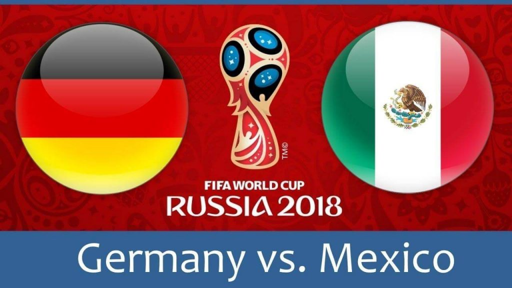 Germany vs. Mexico