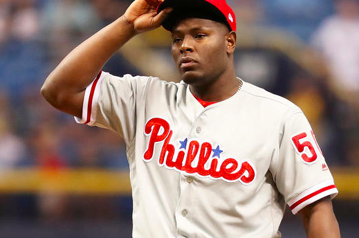 Philadelphia Phillies Hector Neris
