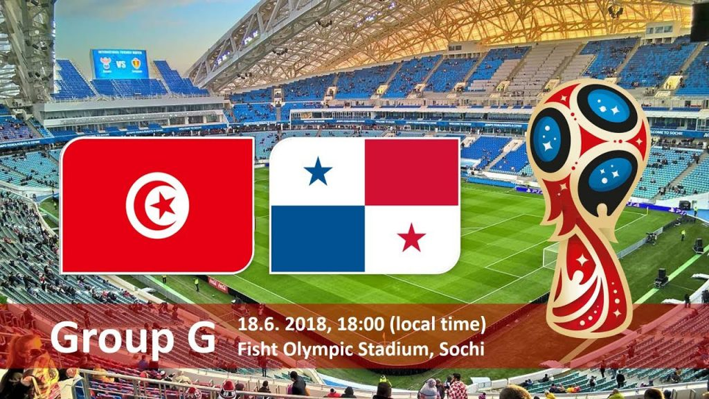 Panama vs Tunisia