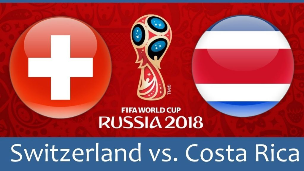 Switzerland vs Costa Rica