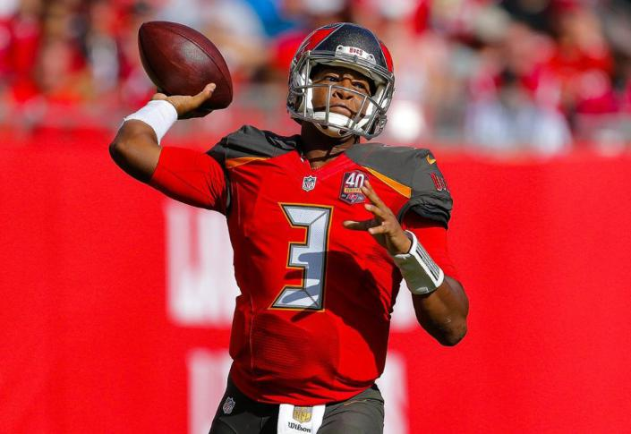 finest selection 9310d 19ce5 Tampa Bay Buccaneers vs. Atlanta Falcons Betting Preview and ...