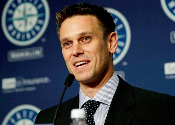 Seattle Mariners Jerry Dipoto