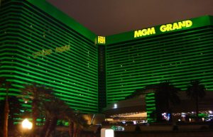 MGM Grand Hotel and Casinos Sportsbook in Las Vegas