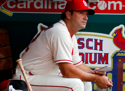 St. Louis cardinals Mike Matheny