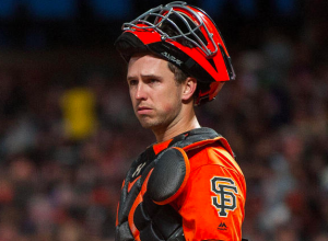 San Francisco Giants Buster Posey