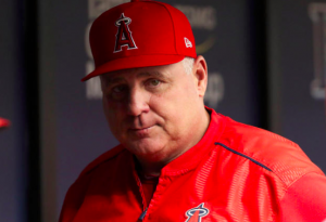 Los Angeles Angels Mike Scioscia