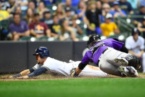 Milwaukee Brewers Colorado Rockies