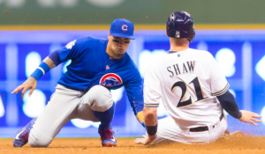 Chicago Cubs Milwaukee Brewers
