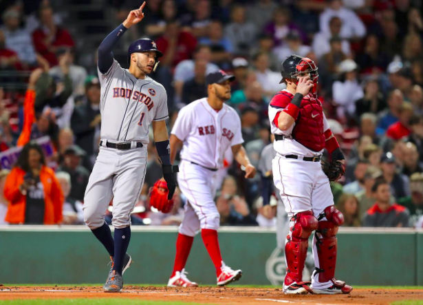 Boston Red Sox Houston Astros