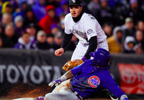 Chicago Cubs vs Colorado Rockies