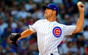 Chicago Cubs Cole Hamels