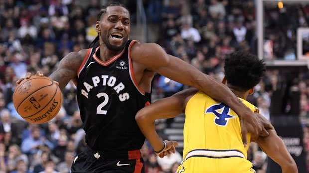 Raptors overcome Durant's 51 and Warriors