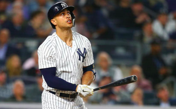 New York Yankees Giancarlo Stanton