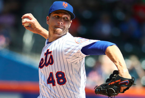 New York Mets Jacob deGrom
