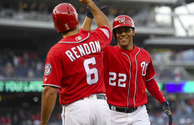 Juan Soto Washington Nationals