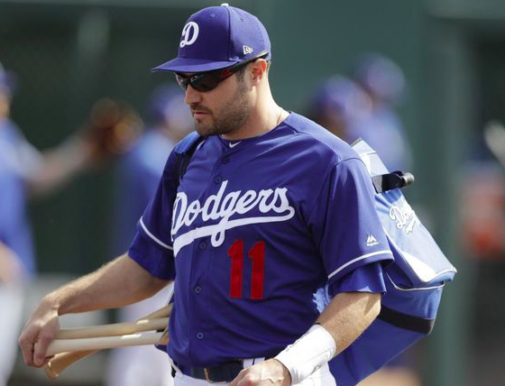 Los Angeles Dodgers A.J. Pollock