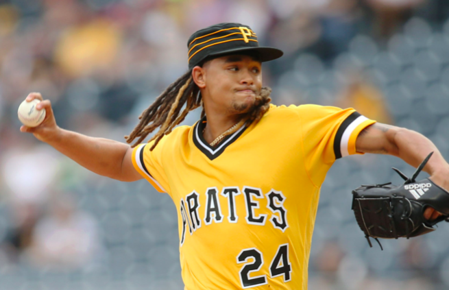 Pittsburgh Pirates Chris Archer