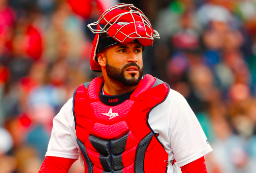 Boston Red Sox Sandy Leon