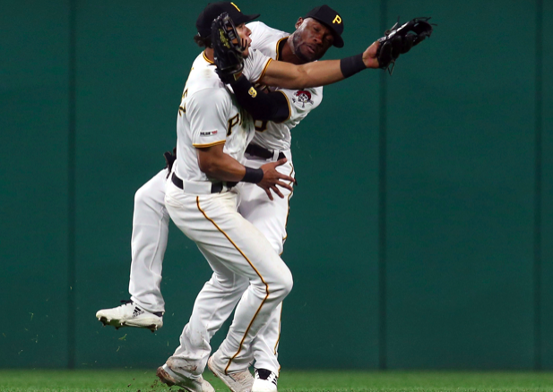 Pittsburgh Pirates collision