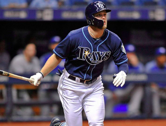 Tampa Bay Rays Austin Meadows