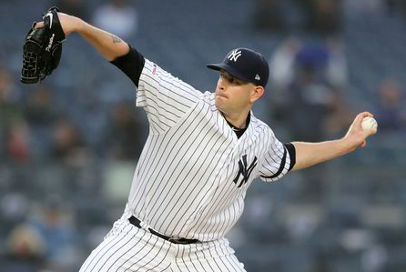 New York Yankees James Paxton