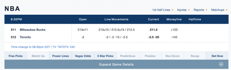 Sports Betting Tips for game on may 24 2019