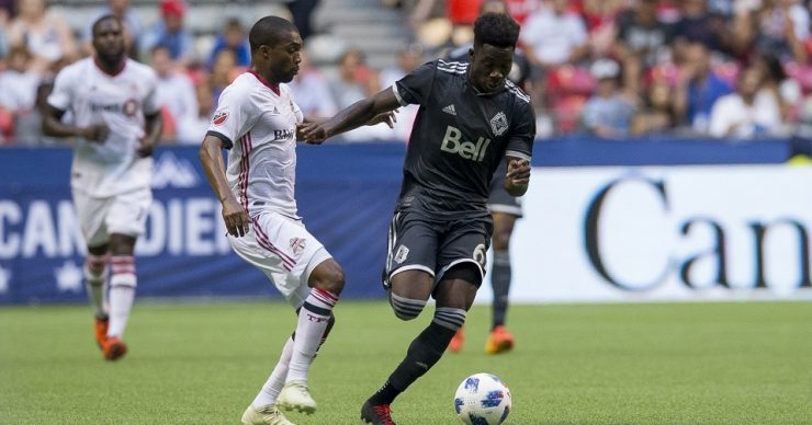Toronto FC at Vancouver Whitecaps Betting Tips for Today
