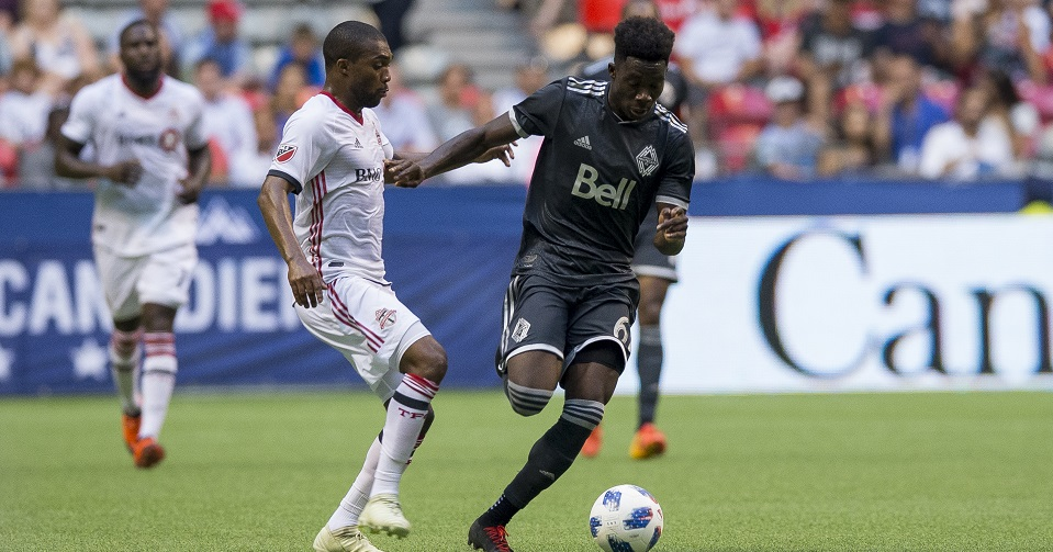 Toronto FC at Vancouver Whitecaps Tips for Today