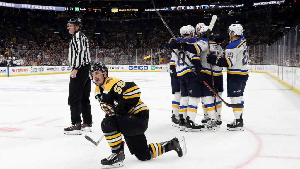 Bruins vs Blues Sports Betting Picks for Today