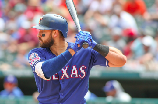 Texas Rangers Joey Gallo