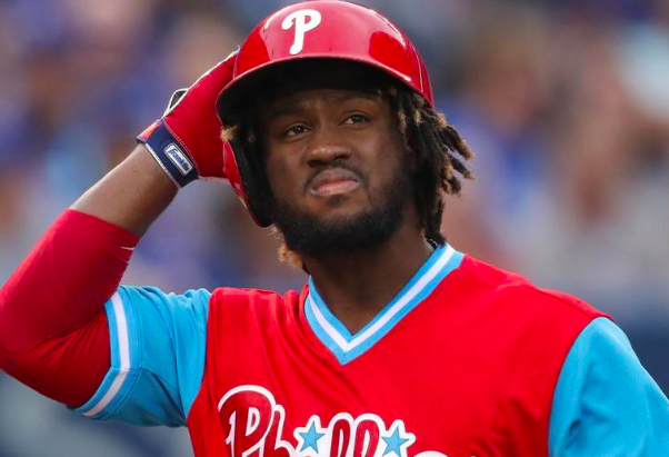 Philadelphia Phillies Odubel Herrera