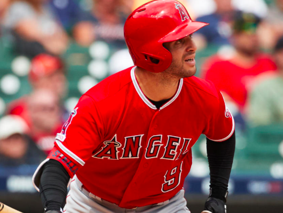 Los Angeles Angels Tommy La Stella