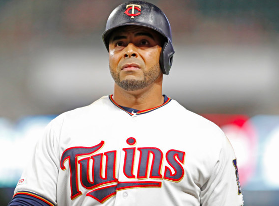 Minnesota Twins Nelson Cruz