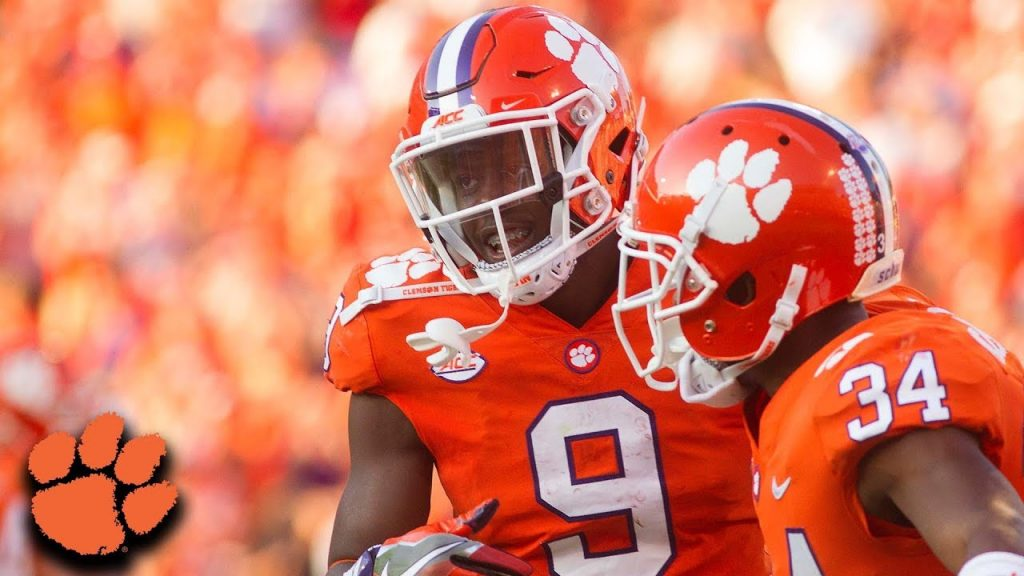 Time To Bet On Clemson's Travis Etienne To Win The Heisman