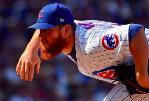 Chicago Cubs Craig Kimbrel