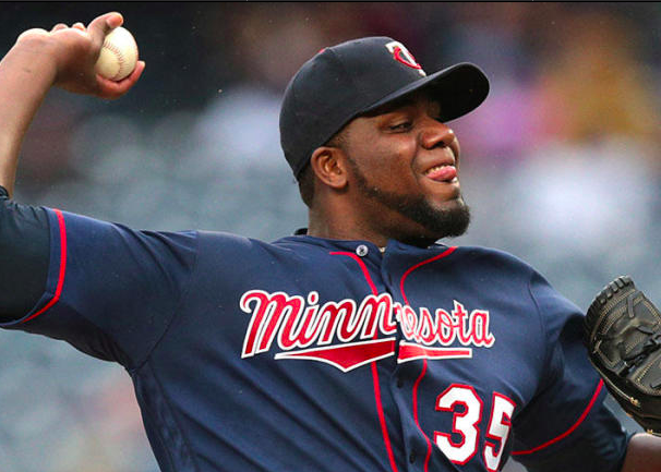Minnesota Twins Michael Pineda
