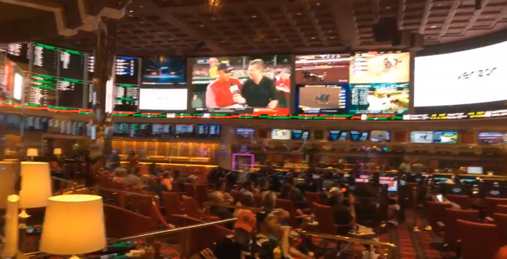 Las Vegas Sportsbooks Opening Line Movements