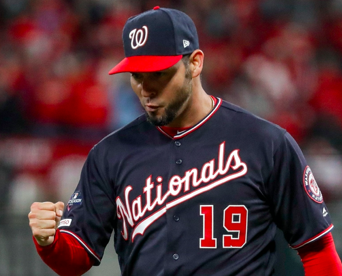 Washington Nationals Anibal Sanchez
