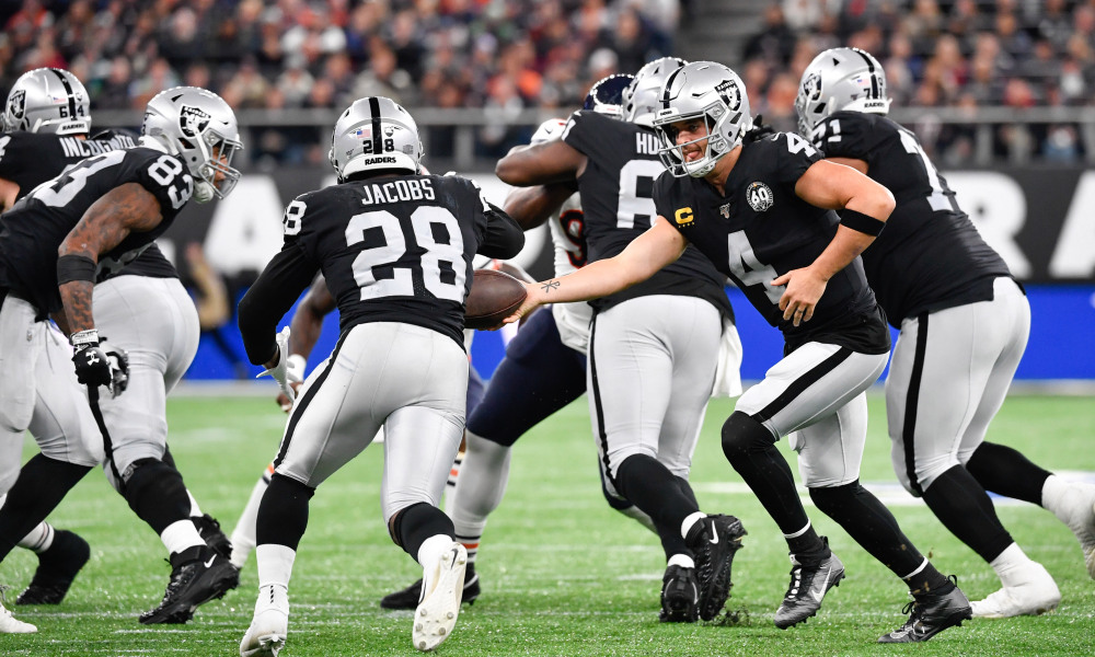 Raiders Victory Proves to Be Winner for Sportsbooks
