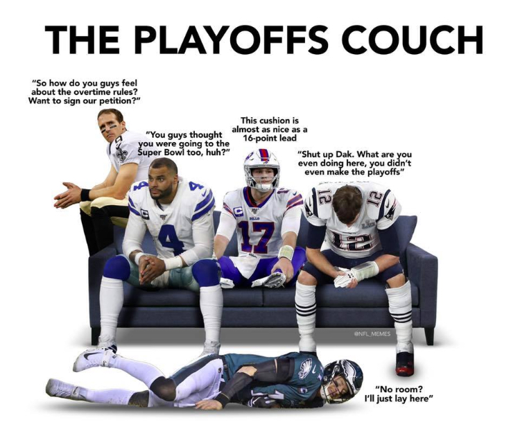Ravens Titans Memes For Their Playoff Loss Sports Betting News